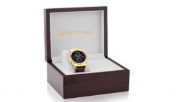 LG launches gold version of Urbane watch