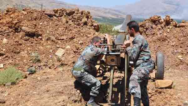 Ceasefire agreed for Syrian towns