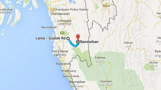 Landslide kills 6 in Bangladesh