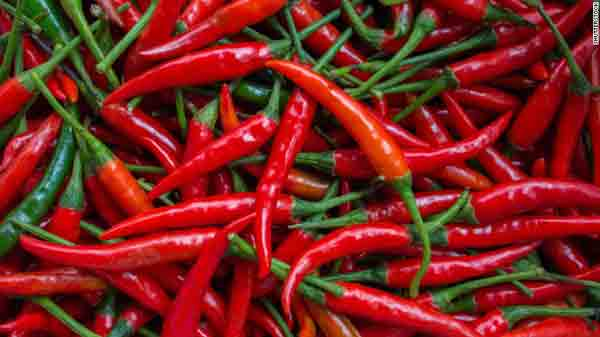 Spicy foods help you live longer: Study