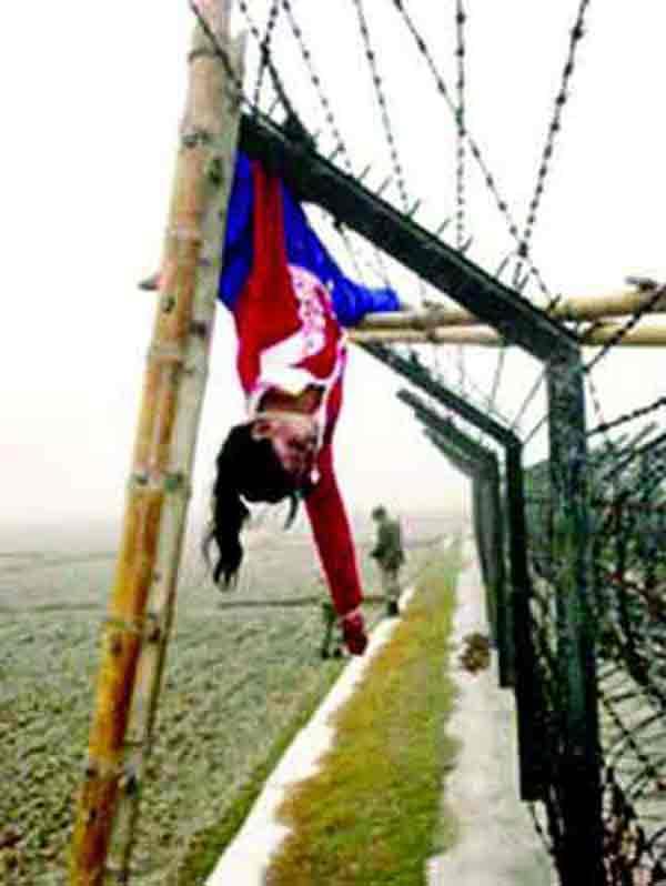 Past feud continues to haunt Indo-Bangladesh ties