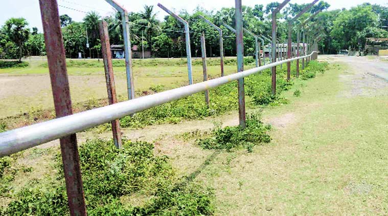 'Tripura militants have camps in Bangladesh'