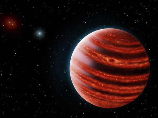 A 'young Jupiter' exoplanet discovered