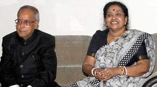 Pranab Mukherjee's wife passes away at 74