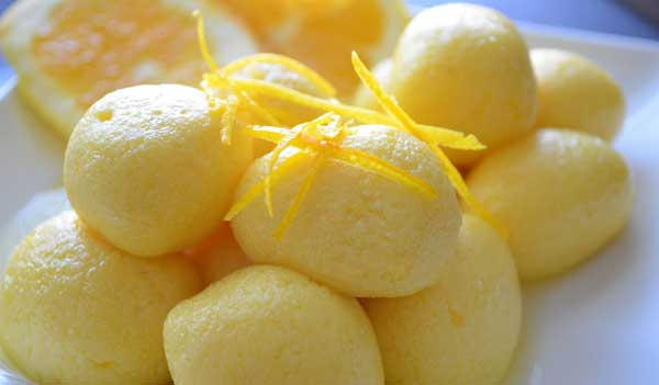 Rosogolla- A delicious bengali sweet