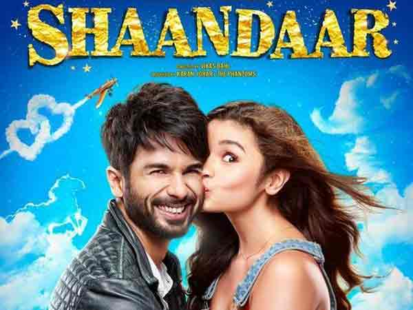 Alia, Shahid at romantic best in 'Shaandaar' trailer