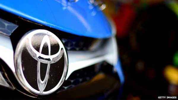 Toyota restarts Tianjin production