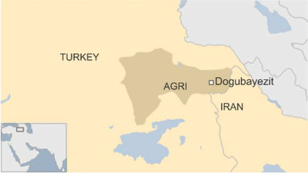 2 Killed, 24 injured as suicide attack 'hits Turkish troops'