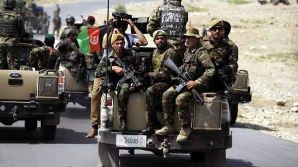 9 killed as militant attack on a sports match in Afghanistan