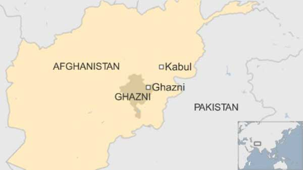 Afghan Taliban storm Ghazni prison, freeing 350