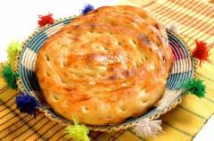 Aloo paratha, a light meals