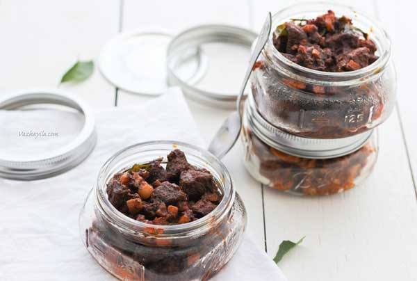 Eid special: Beef pickle achar