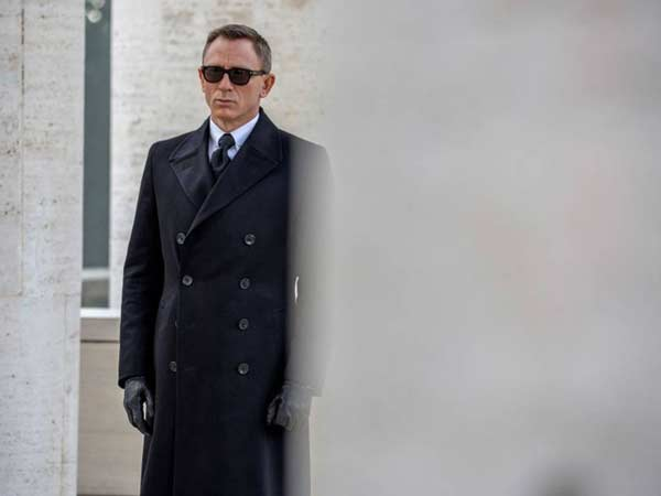 'James Bond is a very lonely, sexist misogynist'
