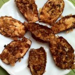 Crispy Brinjal Fry (Crispy Eggplant Fry) is a delicious starter and easy make recipe.