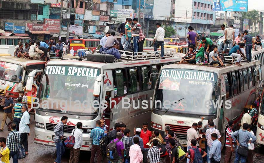 Bangladesh's reduced bus fare to be effective from May 20