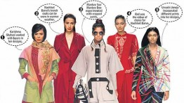 Project runway: 5 useful trends from the Lakme Fashion Week