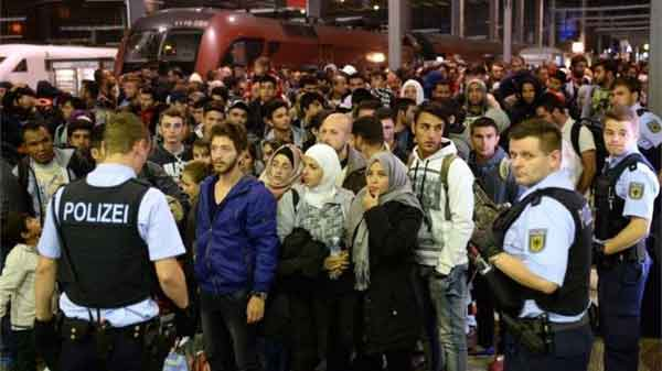 Germany prepares for 40,000 migrants