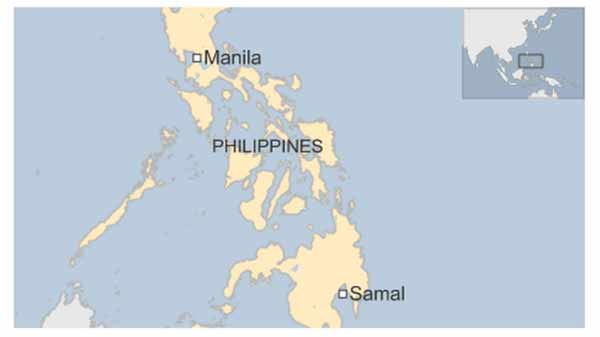 Gunmen kidnap tourists in Philippines