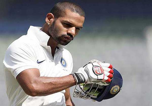 Dhawan to lead India A squad against Bangladesh A