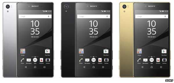 Sony phone is first to have 4K screen