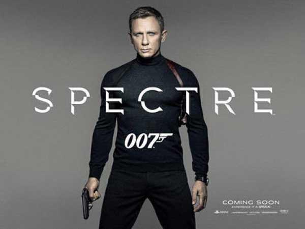 'Spectre' spends 24 million pound on blowing up luxurious cars