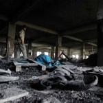 Tazreen fire case