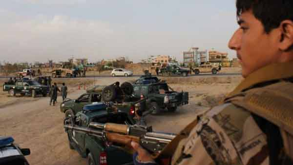 Battle continues for key Afghan city