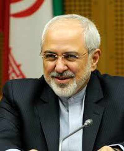 Iran foreign minister arrives in Bangladesh Tuesday
