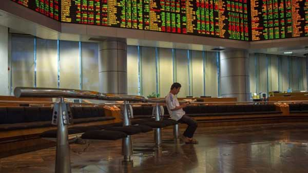 China market volatile after holiday