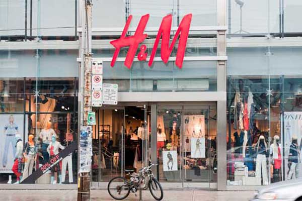 H&M sales rise by 10% in July