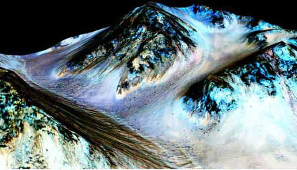 So liquid water flows on Mars- now what?