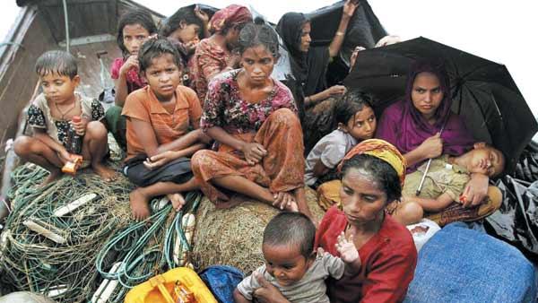 Bangladesh asks Myanmar to take back Rohingyas