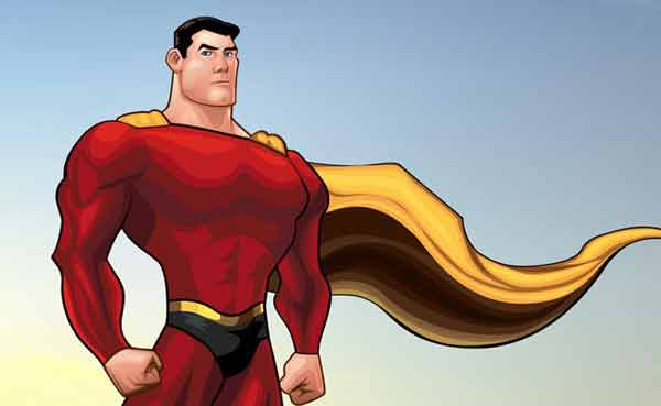 Police looking for 'Superman' in Australia