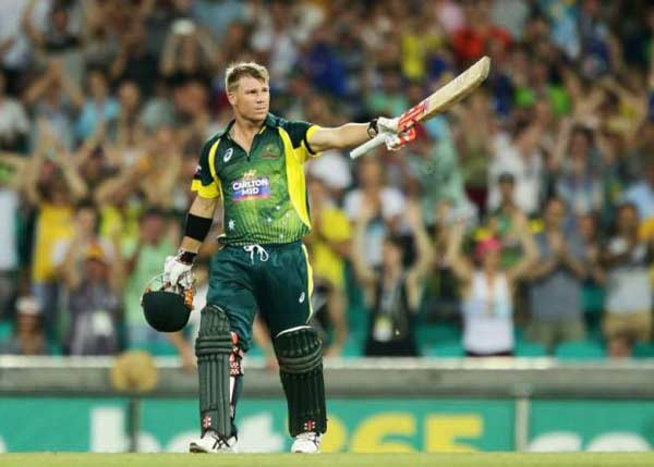 Warner ruled out of Bangladesh tour