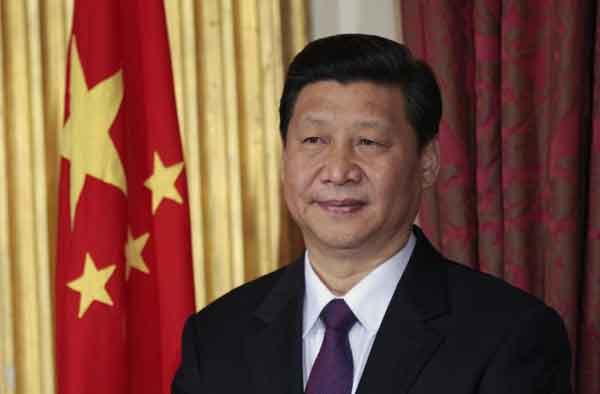 Chinese President Xi Jinping arrives in Bangladesh