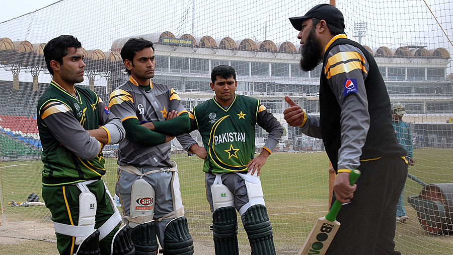 Inzamam appointed Afghanistan head coach