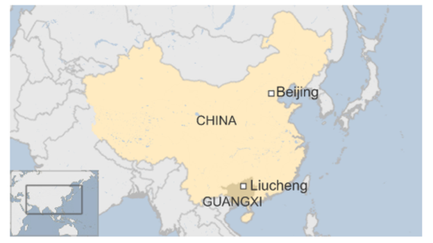 Fresh blast hits China's Guangxi