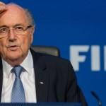 Fifa sponsor say Blatter must go