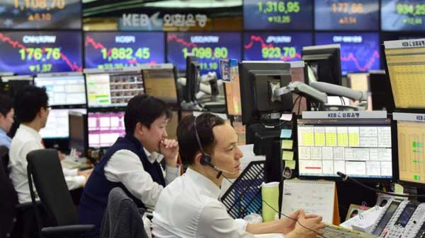Shares in Asia 'confused' after US Fed comments