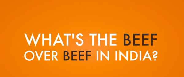 India 'beef raid' causes outrage