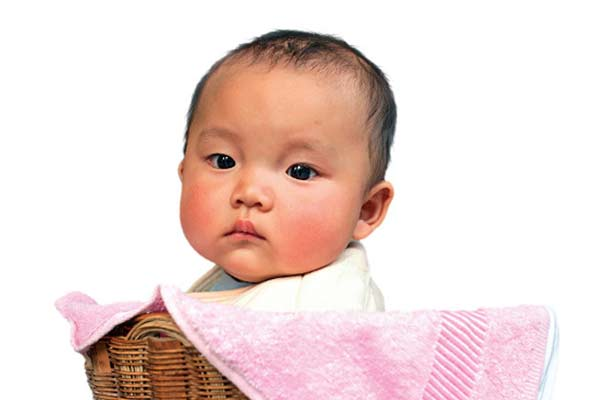 China birth rate up after one-child rule change