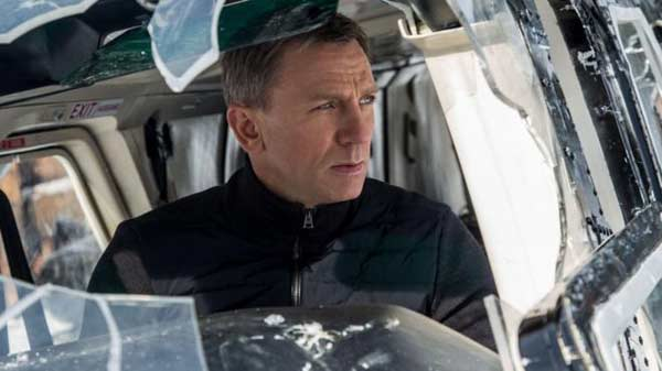Craig: More Bond? I'd rather slash my wrists