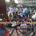 Medical admission seekers' protest in Bangladesh
