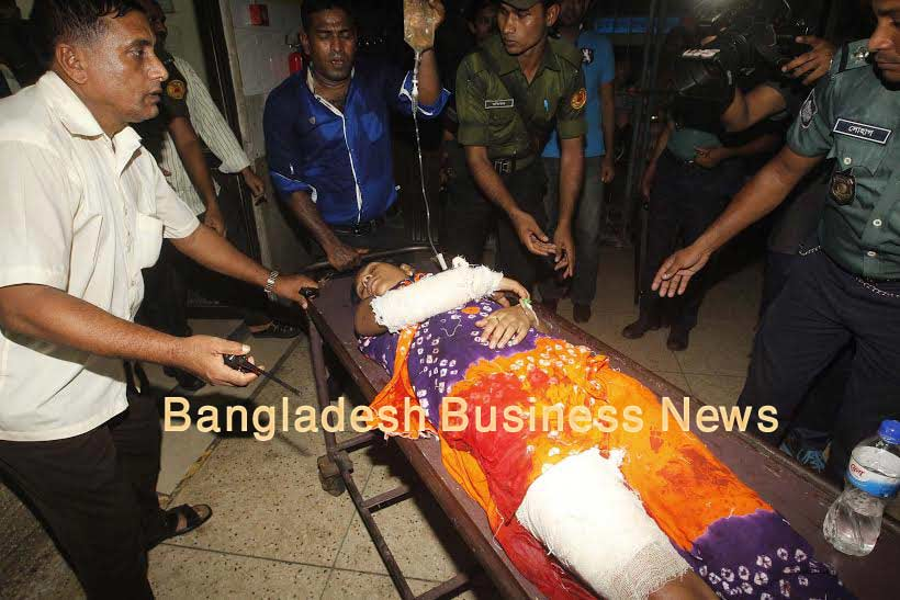 Officials dismiss IS claims of fighters in Bangladesh