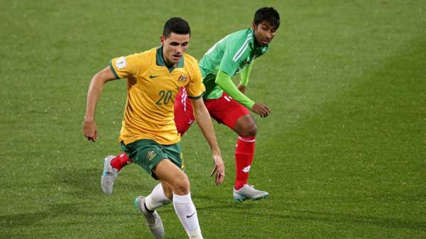 Socceroos will play in Bangladesh: McKay