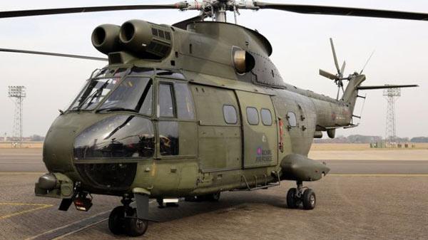 Five Nato personnel die in Afghan crash
