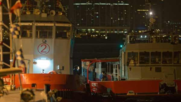 124 injured in Hong Kong ferry accident