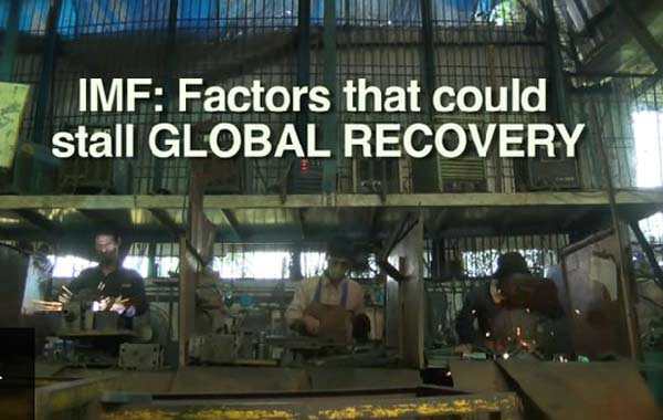 IMF cuts forecast for global growth