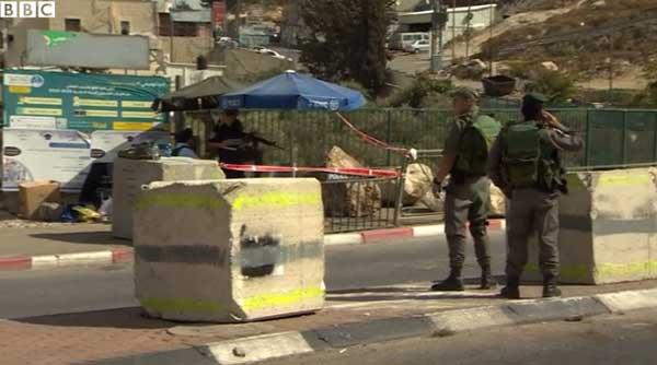 Jerusalem sees attacks despite checks