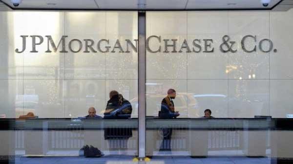 JP Morgan profit misses expectations